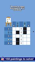 Paint It Back: Color Puzzles, Nonograms, Griddlers