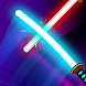 Supreme Saberman: Stickman Fight Space Invaders - Androidアプリ