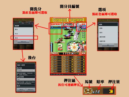 u96fbu52d5u9593u8cfdu99acu904au6232u6a5f-Horse Racing Slot 1.25 9