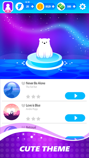 Catch Tiles Magic Piano: Music Game 1.0.2 screenshots 3