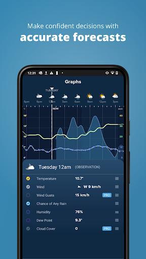 Weatherzone: Weather Forecasts, Rain Radar, Alerts apktram screenshots 4