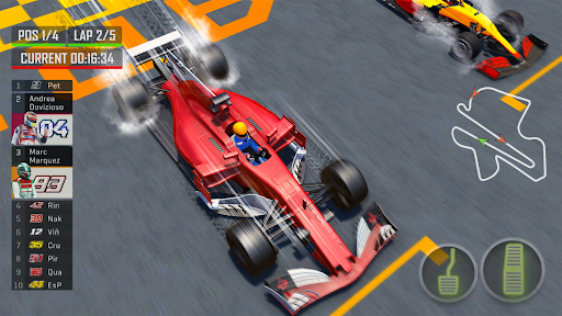 Formula Car Driving Games - Car Racing Games 2021 1.0.0 screenshots 8