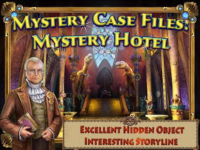 I Spy Mystery Hotel Case Files