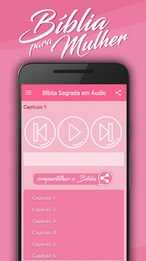 Bu00edblia para Mulher MP3 modavailable screenshots 4