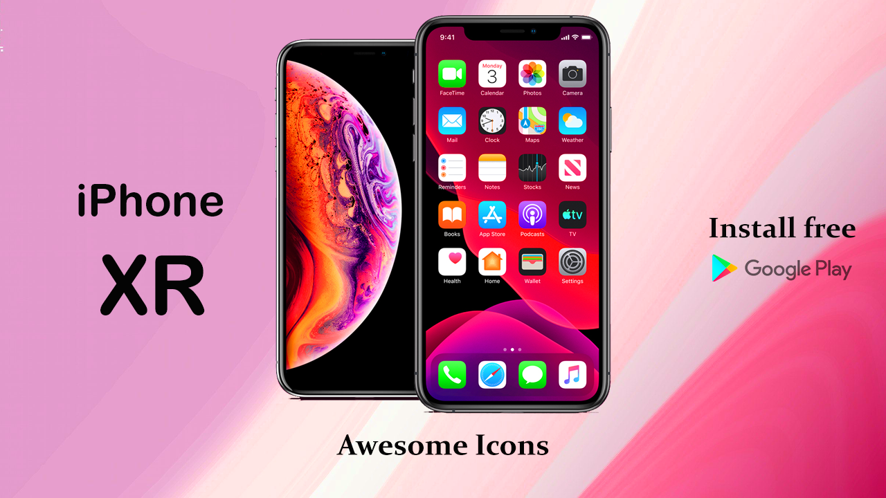 IPhone XR Launcher 2020: Themes ...