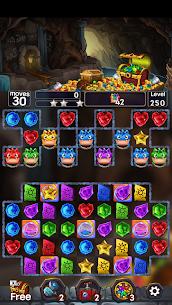 Jewel Mine Quest: Match-3 puzzle 7