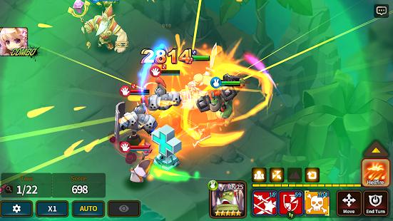 Fantasy War Tactics R Mod Apk