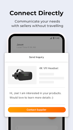 Alibaba.com - Leading online B2B Trade Marketplace android2mod screenshots 4