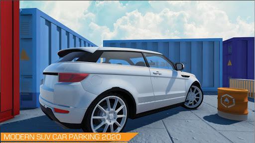 Modern SUV Car Parking 2020 - SUV Simulator 3D apklade screenshots 1