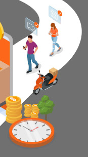 Lalamove Driver - Earn Extra Income 105.5.0 Screenshots 2