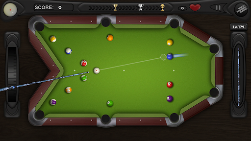 8 Ball Light - Billiards Pool 1.0.1 screenshots 6