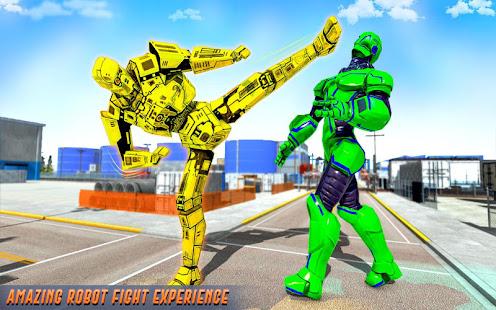 Grand Robot Ring Battle: Robot Fighting Games 5.0.2 Screenshots 13