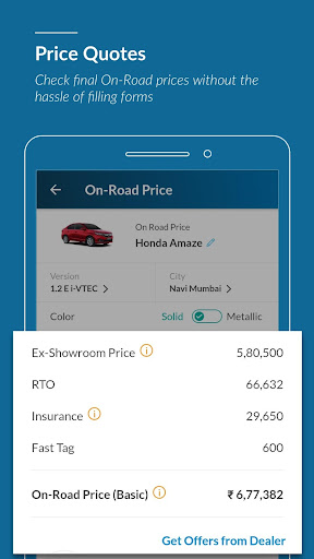 CarWale: Buy-Sell New & Used Cars, Prices & Offers  screenshots 2