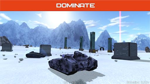 Tank Combat : Iron Forces Battlezone screenshots 11