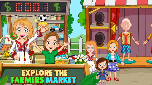 My Town : Farm Life Animals Game  for Kids Free 1.07 screenshots 7
