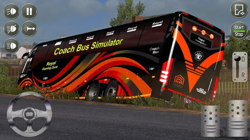 US Bus Simulator 2020 : Ultimate Edition android2mod screenshots 2