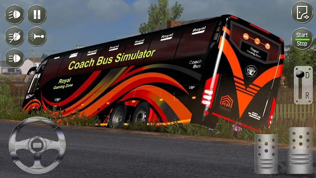 US Bus Simulator 2020 : Ultimate Edition poster 1