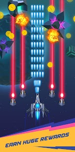 Dust Settle 3D-Infinity Space Shooting Arcade Game MOD APK (Unlocked) 4
