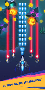 Dust Settle 3D-Infinity Space Shooting Arcade Game 1.59 Screenshots 4