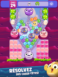Angry Birds Dream Blast - Bird Bubble Puzzle Capture d'écran
