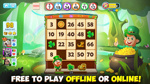 Bingo Holiday: Free Bingo Games 1.9.32 screenshots 11