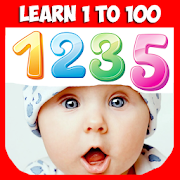 Numbers for kids 1 to 100. Learn Math & Count!