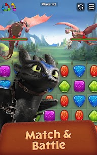 Dragons: Titan Uprising 1.19.10 Apk 1