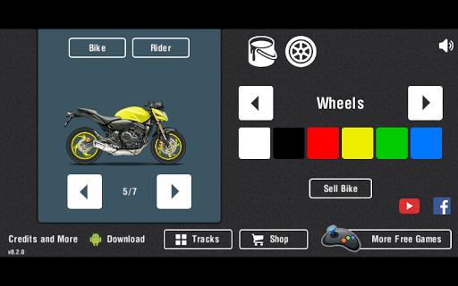 Moto Wheelie 0.4.3 Screenshots 11