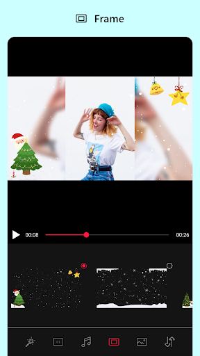Photo editor & Music video maker android2mod screenshots 8