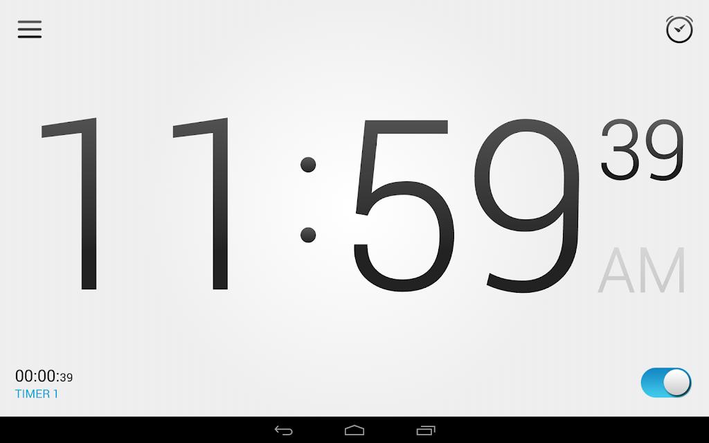 Alarm Clock poster 20