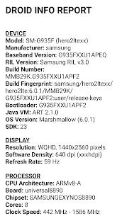 Droid Hardware Info 3