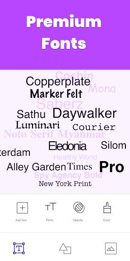 Logoshop: Logo Maker Free & Graphic Design App android2mod screenshots 10