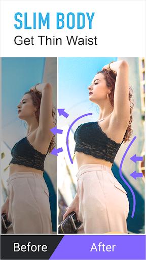 Body Editor - Body Shape Editor, Slim Face & Body  Screenshots 5