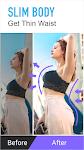 screenshot of Body Editor - Body Shape Editor, Slim Face & Body