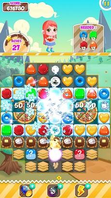キャンディスウィートポップ:ケーキスワップマッチのおすすめ画像4