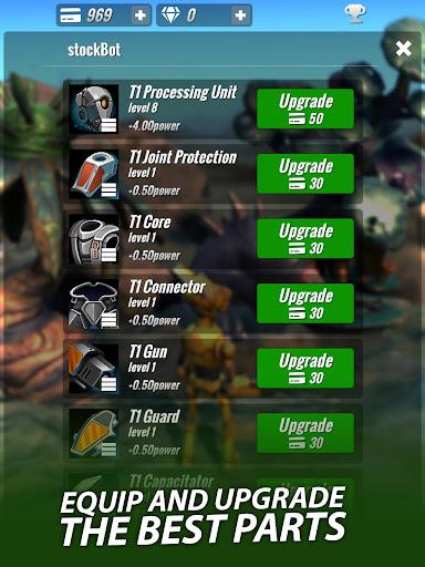 Infinity Legion: Idle Shooter  screenshots 12