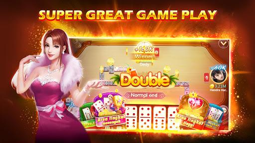 Lucky Domino-Gaple Remi Poker Fishing Game Online 2.17.1.85-a screenshots 1
