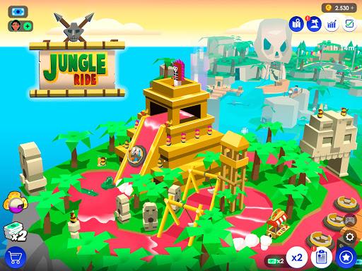 Idle Theme Park Tycoon - Recreation Game  screenshots 14