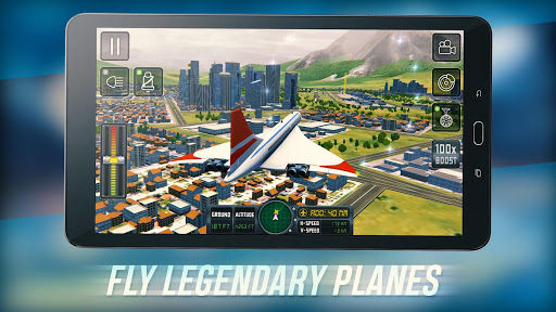 Flight Sim 2018 3.1.3 Screenshots 16