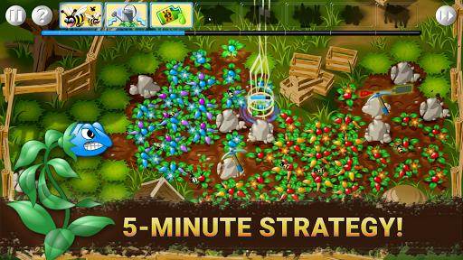 garden wars screenshot 1