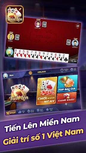 Tien Len Mien Nam Offline 1.13 screenshots 1