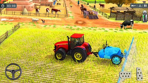 Real Tractor Job Simulator 1892 - village  screenshots 12