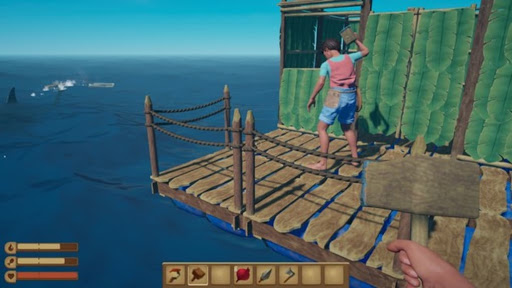 Guide For Raft Survival Game screenshot 3