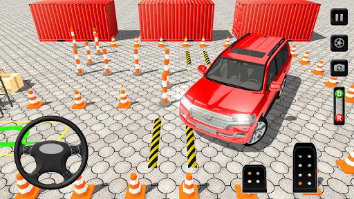 Prado parking Modern Car Parking: car games 2021  screenshots 3