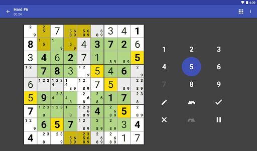 Andoku Sudoku 3 1.17.0 screenshots 9