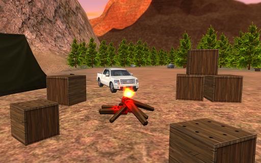 4x4 truck 3d screenshot 2