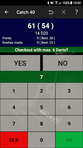 Darts Scoreboard: My Dart Training  Screenshots 14