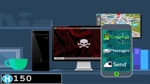 Hacker.exe - Mobile Hacking Simulator Free 1.7.3 Screenshots 11