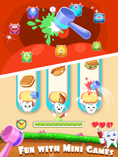 Unicorn Pet Dentist Dental Care Teeth Games 0.7 Screenshots 12
