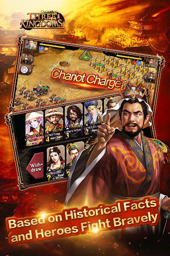 Clash of Three Kingdoms 11.6.4 screenshots 1